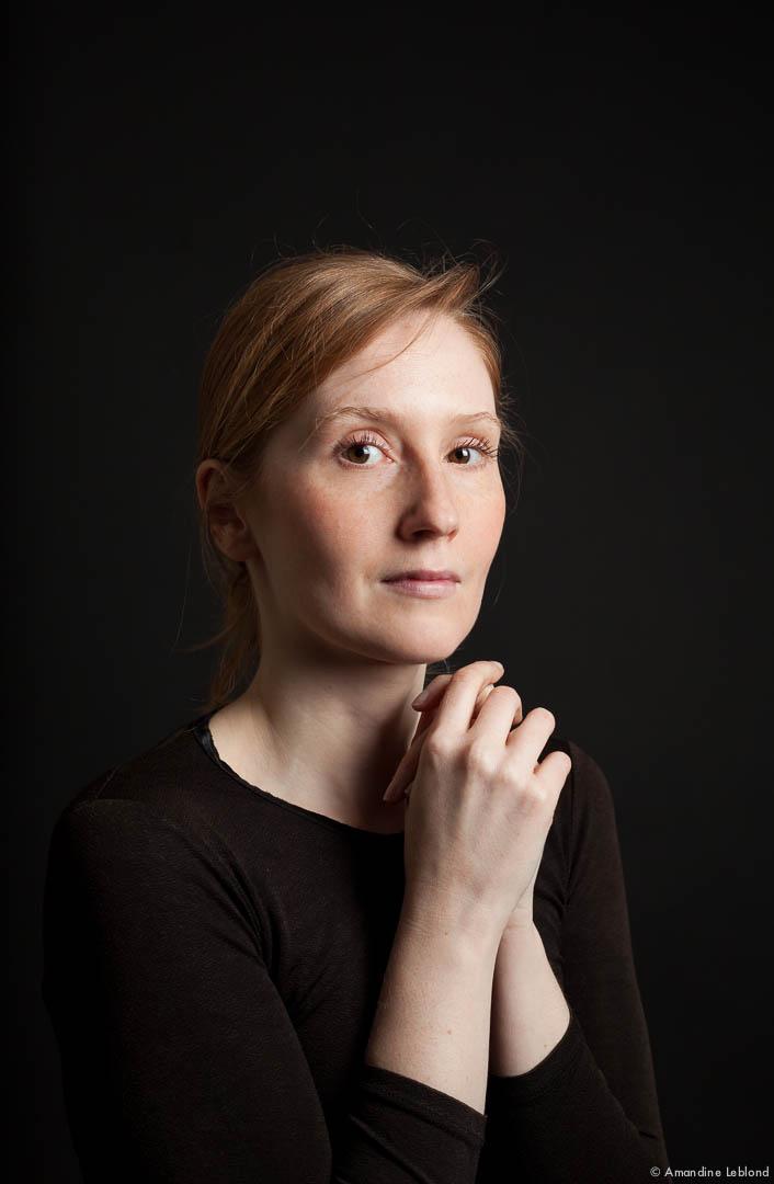 Portrait en studio Portrait