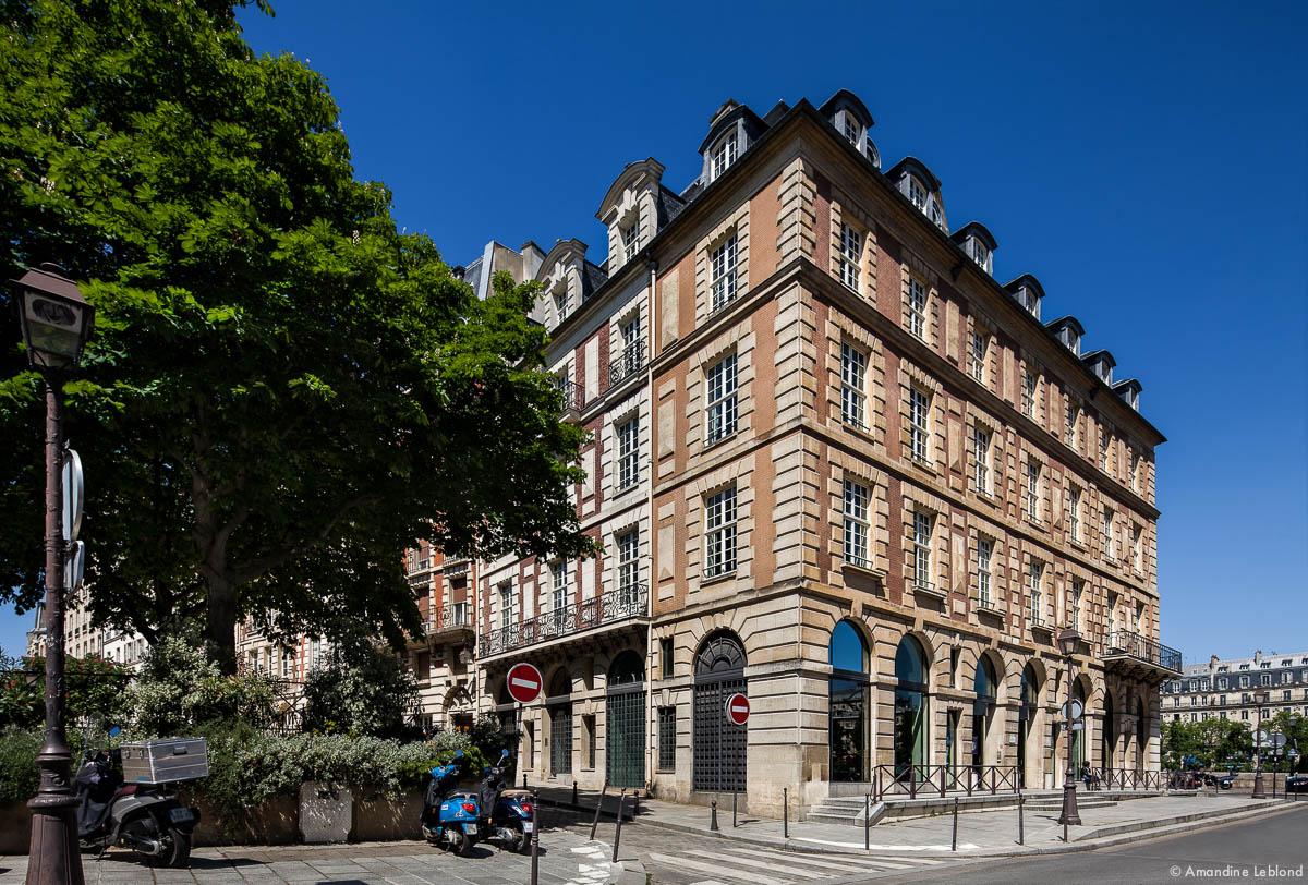 Maison du Barreau Architecture