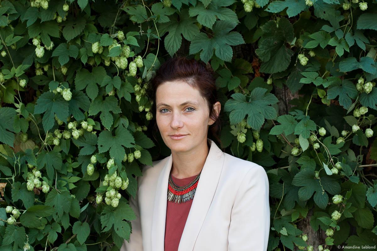 Aude Mercier Portrait