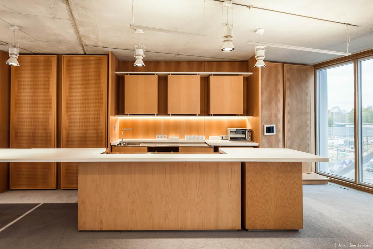 Maison des Avocats Architecture